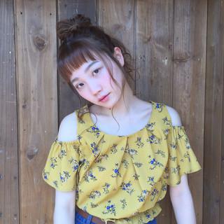外国人風 デート ルーズ 女子会 ヘアスタイルや髪型の写真・画像