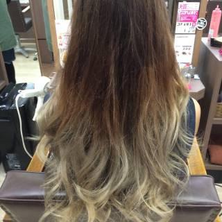 フェミニン ストリート ナチュラル モテ髪 ヘアスタイルや髪型の写真・画像