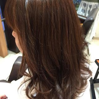 ミディアム 愛され 前髪あり ピンク ヘアスタイルや髪型の写真・画像 ヘアスタイルや髪型の写真・画像