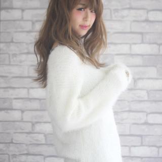 かわいい 冬 アンニュイ ニュアンス ヘアスタイルや髪型の写真・画像