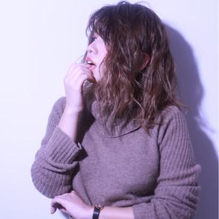 ブラウン コンサバ 外国人風 グラデーションカラー ヘアスタイルや髪型の写真・画像