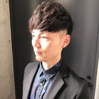 モテ髪 簡単ヘアアレンジ 無造作 モード ヘアスタイルや髪型の写真・画像