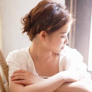 ヘアアレンジ 大人かわいい 外国人風 愛され ヘアスタイルや髪型の写真・画像