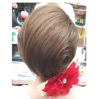 山口県 山口県防府市Be美 上品 ヘアアレンジ ヘアスタイルや髪型の写真・画像