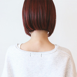 グラデーションカラー ストリート ピンク ハイライト ヘアスタイルや髪型の写真・画像