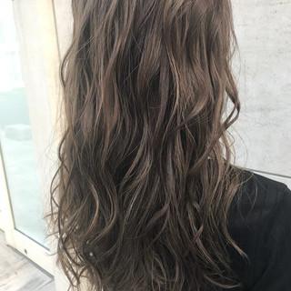 外国人風 ニュアンス 女子力 ロング ヘアスタイルや髪型の写真・画像