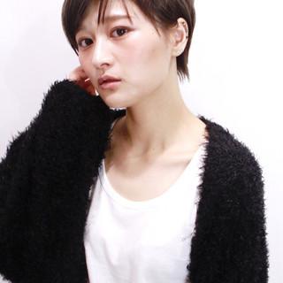 外国人風 ハイライト 透明感 似合わせ ヘアスタイルや髪型の写真・画像