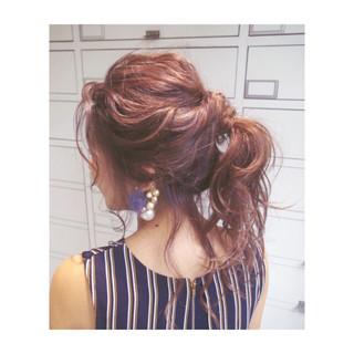 ショート 外国人風 ゆるふわ セミロング ヘアスタイルや髪型の写真・画像 ヘアスタイルや髪型の写真・画像