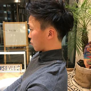 メンズ ボーイッシュ ストリート ヘアアレンジ ヘアスタイルや髪型の写真・画像