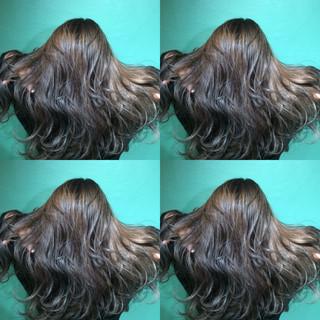 グラデーションカラー ミルクティー 渋谷系 ハイトーン ヘアスタイルや髪型の写真・画像 ヘアスタイルや髪型の写真・画像