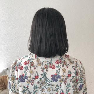 ナチュラル グレージュ ショート ショートボブ ヘアスタイルや髪型の写真・画像