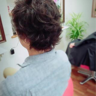 メンズ ショート ストリート モテ髪 ヘアスタイルや髪型の写真・画像