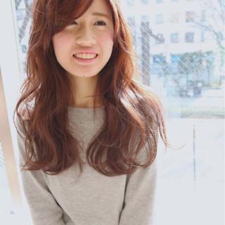 簡単 大人かわいい ナチュラル パーマ ヘアスタイルや髪型の写真・画像 ヘアスタイルや髪型の写真・画像