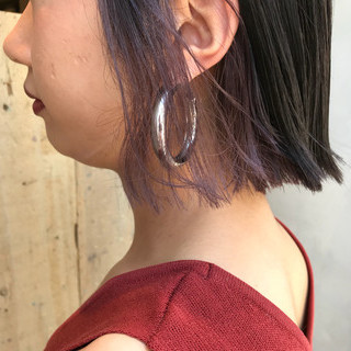 miya/@1031miyaさんのヘアスナップ