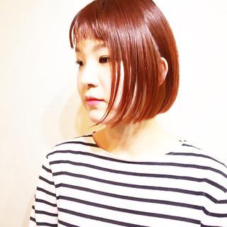 ニュアンス 小顔 マッシュ ストリート ヘアスタイルや髪型の写真・画像