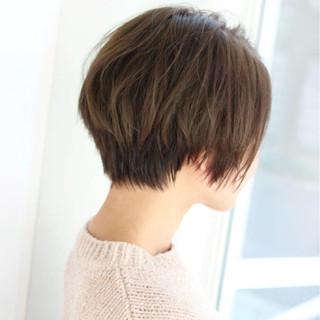 アッシュ ストリート ショート 大人女子 ヘアスタイルや髪型の写真・画像 ヘアスタイルや髪型の写真・画像