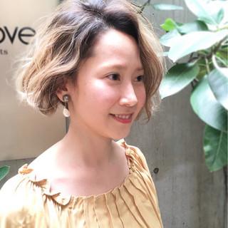 似合わせ ストリート 外国人風カラー ミルクティー ヘアスタイルや髪型の写真・画像 ヘアスタイルや髪型の写真・画像