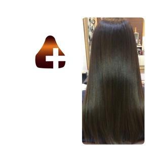 美髪 ナチュラル ロング 髪の病院 ヘアスタイルや髪型の写真・画像 ヘアスタイルや髪型の写真・画像