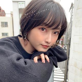 【レングス別】本当は内緒!小顔見せショート~ロングのおすすめの髪型