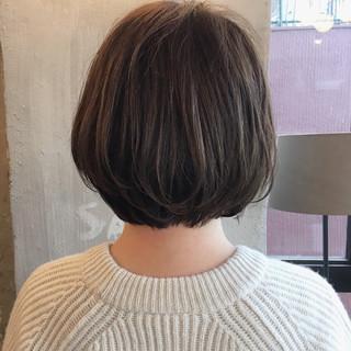 謝恩会 ショート ナチュラル デート ヘアスタイルや髪型の写真・画像