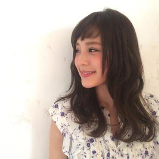 イルミナカラー グレージュ 大人かわいい 外国人風 ヘアスタイルや髪型の写真・画像