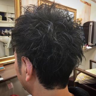 メンズ ナチュラル 坊主 ショート ヘアスタイルや髪型の写真・画像
