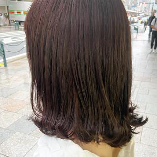 ナチュラル 大人ミディアム レイヤースタイル レイヤーカット ヘアスタイルや髪型の写真・画像