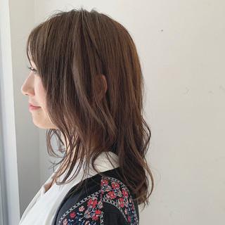 モテ髮シルエット モテ髪 デート ゆるふわセット ヘアスタイルや髪型の写真・画像