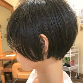 大人かわいい デート 黒髪 ナチュラル ヘアスタイルや髪型の写真・画像