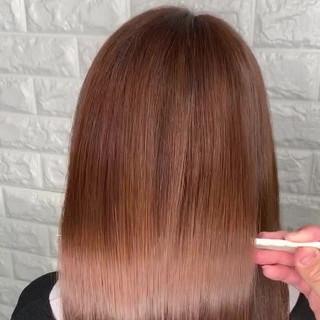 ヘアアレンジ 美髪 ナチュラル 髪質改善 ヘアスタイルや髪型の写真・画像