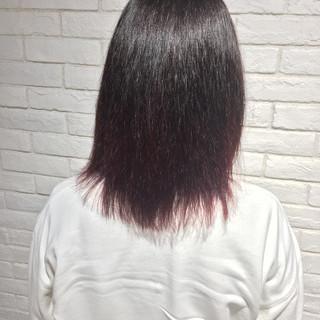 ストリート レッド 成人式 アウトドア ヘアスタイルや髪型の写真・画像