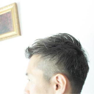 メンズ ボーイッシュ ナチュラル モテ髪 ヘアスタイルや髪型の写真・画像