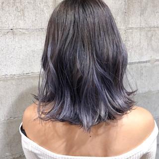 ヘアアレンジ モード 外国人風カラー ボブ ヘアスタイルや髪型の写真・画像 ヘアスタイルや髪型の写真・画像