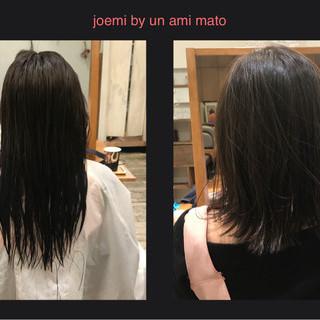 デジタルパーマ パーマ ハイライト ナチュラル ヘアスタイルや髪型の写真・画像 ヘアスタイルや髪型の写真・画像