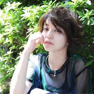 檜山直輝【ボブ&ショートが得意な美容師】さんのヘアスナップ