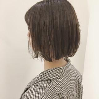 アンニュイ ナチュラル 大人かわいい ボブ ヘアスタイルや髪型の写真・画像