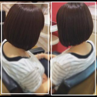 艶髪 髪質改善カラー 髪質改善トリートメント デザインカラー ヘアスタイルや髪型の写真・画像