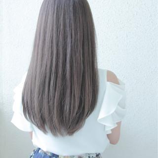 ダークアッシュ アッシュブラウン アッシュグレージュ ナチュラル ヘアスタイルや髪型の写真・画像