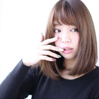 山本 葉月さんのヘアスナップ