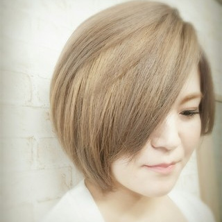 ストリート ダブルカラー ハイトーン ショート ヘアスタイルや髪型の写真・画像