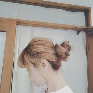 ゆるふわ 大人かわいい デート ナチュラル ヘアスタイルや髪型の写真・画像