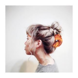 ショート ミディアム 大人かわいい 外国人風 ヘアスタイルや髪型の写真・画像