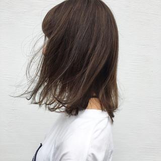 イルミナカラー 外国人風 ハイライト ストリート ヘアスタイルや髪型の写真・画像 ヘアスタイルや髪型の写真・画像