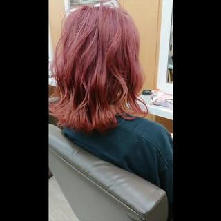 ストリート 東京ヘアスタイル 大学生 ショート ヘアスタイルや髪型の写真・画像