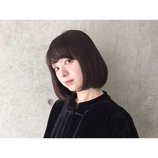ナチュラル ニュアンス こなれ感 暗髪 ヘアスタイルや髪型の写真・画像