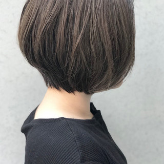 【2020年最新】夏はケアが簡単なショート!大人可愛いヘアスタイル・アレンジ