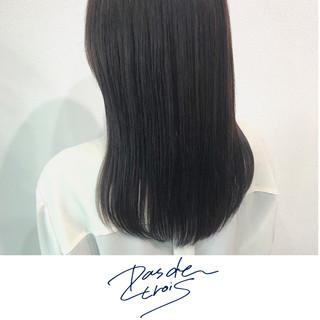 艶髪 美髪 縮毛矯正 髪質改善 ヘアスタイルや髪型の写真・画像