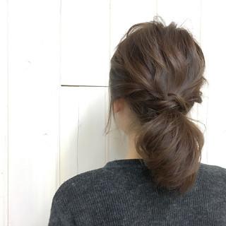 ショート 夏 ミディアム アッシュ ヘアスタイルや髪型の写真・画像