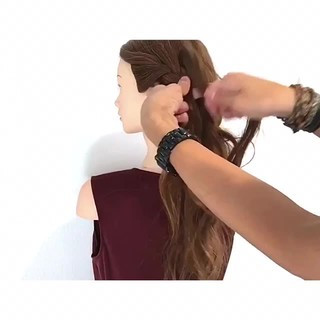 女子会 簡単ヘアアレンジ ロング 夏 ヘアスタイルや髪型の写真・画像