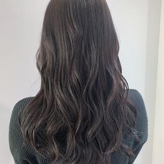 大人かわいい TOKIOトリートメント モテ髪 ダークアッシュ ヘアスタイルや髪型の写真・画像